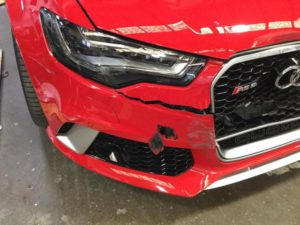 Audi RS6 – Before