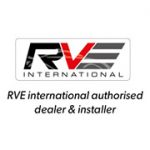 RVE International Logo